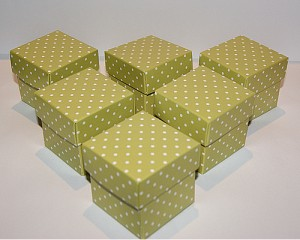green spotted box
