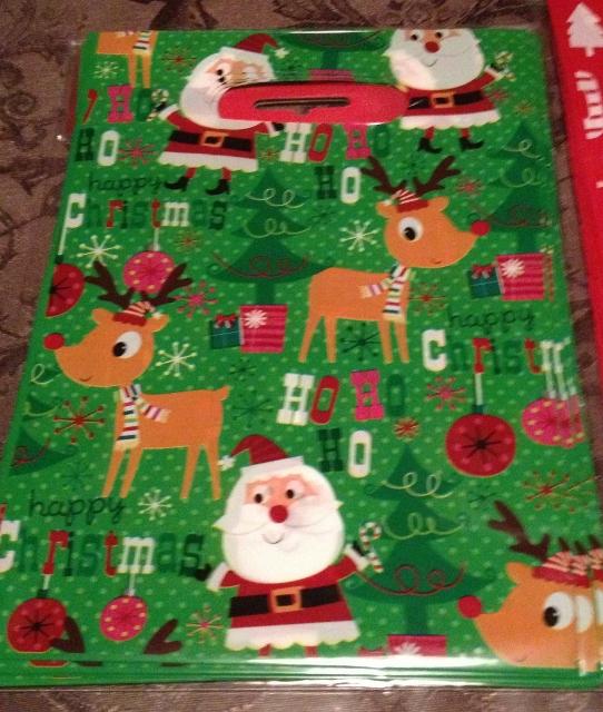Christmas Loot Bag