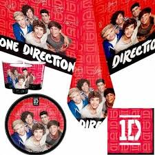 One Direction Tableware Pack