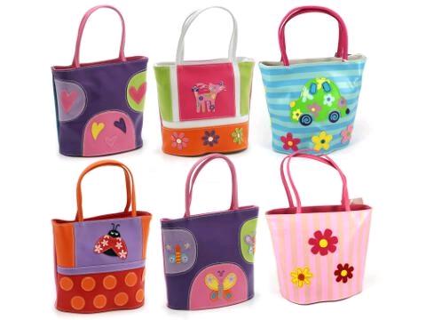 Cute Applique Bags