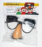 Eyeglass - Big Nose Set