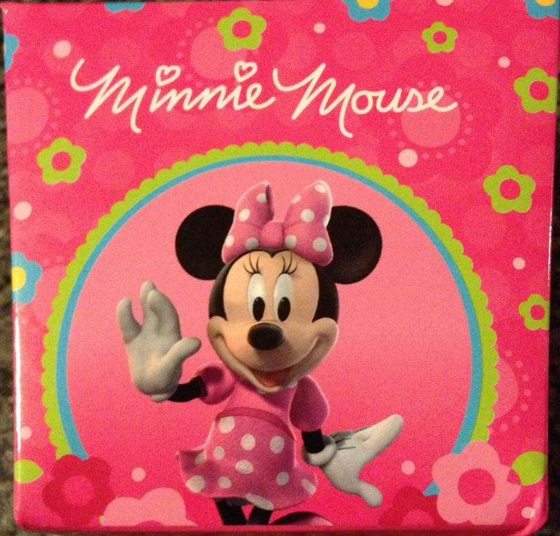 BOX- Noodle Minnie Mouse (4)