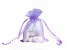 Organza Bag- Lavender