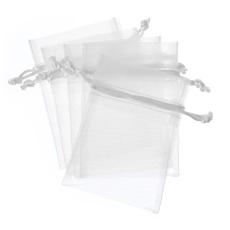 Organza Bag- White