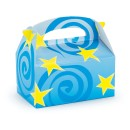 BOX- Gable- BLUE STARRY