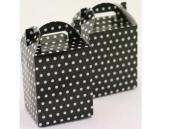 BOX- Polka Dot- BLACK(6)