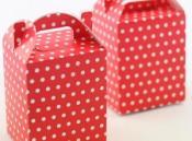 BOX- Polka Dot- RED (6)