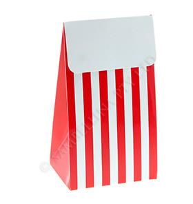 BAG- PartySam- Red Stripe