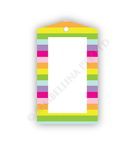 TAGS- SamTY- Rainbow Stripe