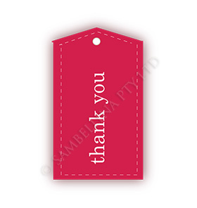 TAGS- SamTY- Red/white