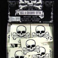 TATTOOS- Skulls
