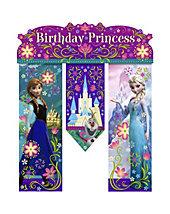 Disney Frozen Scene Banner