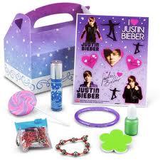 Justin Beiber Party Bag