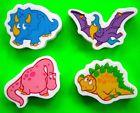 Dinosaur Erasers