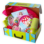 wJazabaloo Party Pack Fairy Cupcake