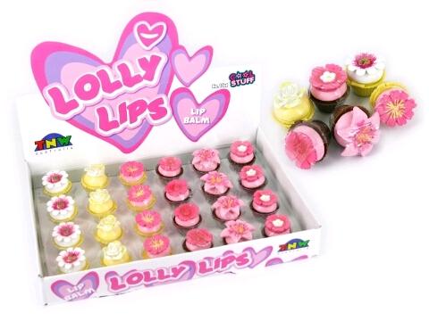 Lipgloss- Cupcake