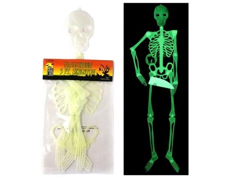 HALL- Glow In Dark Skeleton
