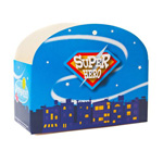 Jazabaloo Superhero Treat Boxes