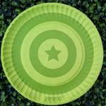 xJazabaloo Plates- GREEN