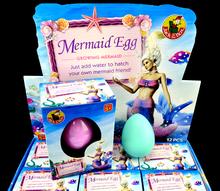Hatch'em MERMAID Egg