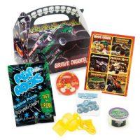 Monster Jam Party Box