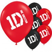 One Direction Balloon Pack