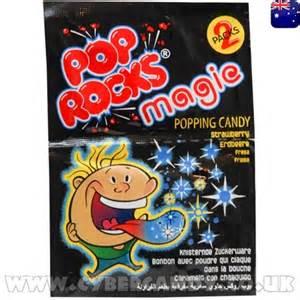 CANDY- Pop Rocks Magic