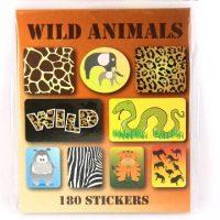Sticker Book- Safari Animals