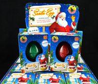 Hatch Em SANTA Egg