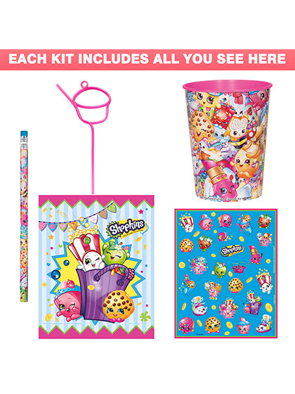 Shopkins Cup Pack