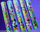 Slap Bands- Mickey Mouse