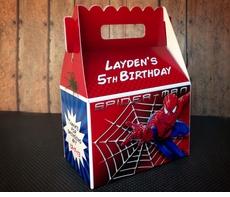 BOX- Gable Spiderman