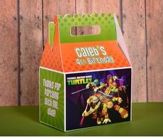 BOX- Gable TMNT