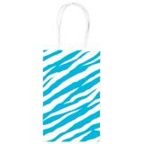 BAG- Carry Handle- ZEBRA BLUE